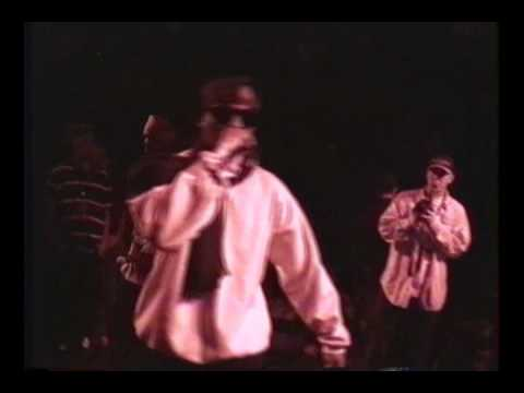 Ultramagnetic MC's (Kool Keith) -- Ego Trippin' live @ Bomb Party in SF 7/5/1993