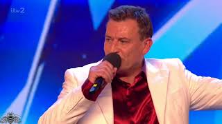 Britain's Got More Talent 2018 Si Carvell Audition S12E02