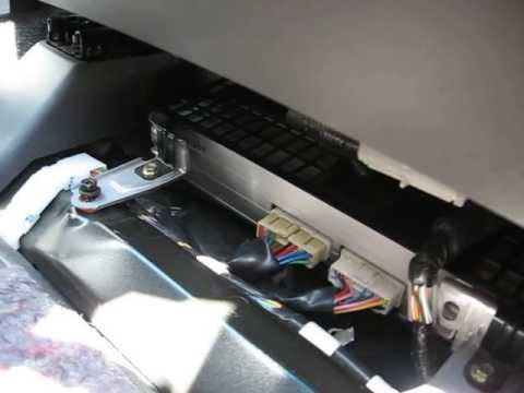 fuse box in lincoln ls how to remove amplifier from 2004 lexus gx470 for repair  how to remove amplifier from 2004 lexus gx470 for repair