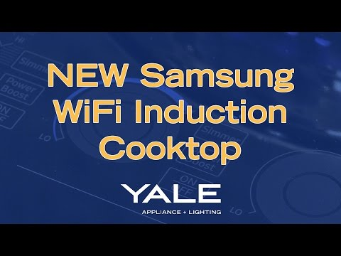 NEW Samsung WiFi Induction Cooktop (Ratings/Reviews/Prices)