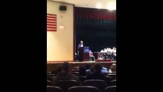 Katie's CNA graduation speech