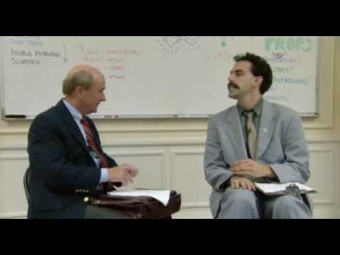 Borat: Cultural Learnings of America for Make Benefit Glorious Nation of Kazakhstan'
