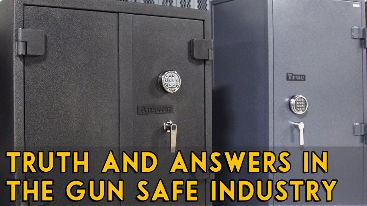 Answer™ Ultralight: Model 8 - SecureIt Gun Storage