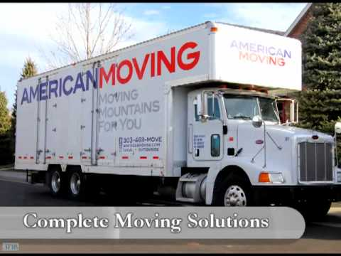 American Moving Packing Denver, Boulder, Vail Movers Packers