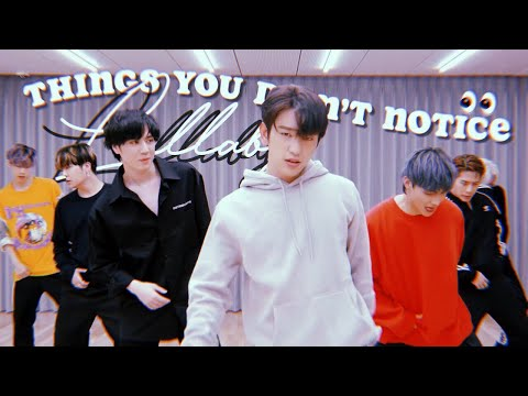 THINGS YOU DIDN'T NOTICE IN GOT7'S LULLABY DP (BOYFRIEND VER.)