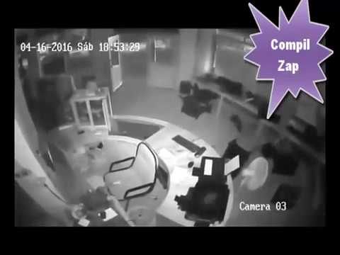 CompilZap | SHOCKING Earthquake Captured on CCTV Part 1