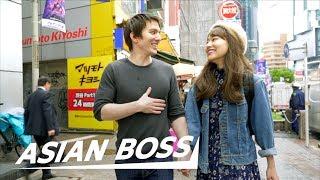 We Rented A Girlfriend In Japan | ASIAN BOSS