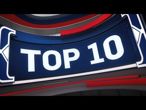 NBA Top 10 Plays of the Night | November 10, 2018