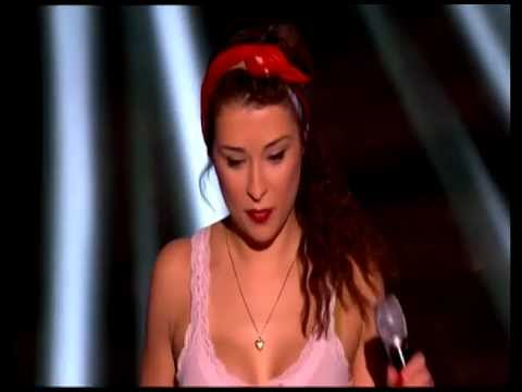 Alice Fredenham The Voice Audition BBC1 2004.2013 BGT - YouTube
