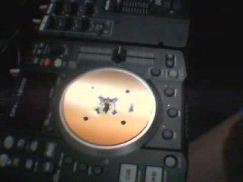 SLIPMAT DNS 1200 BY CHRISTIAN MIX - HOW TO CHANGE OR PUT SLIPMAT
