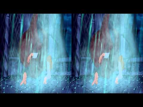 Beauty And The Beast 3D - The Transformation