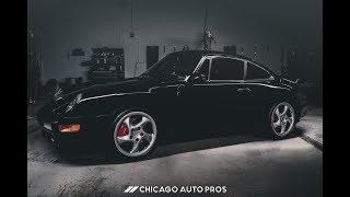 130 Hour Detail on a Porsche 911 | Chicago Auto Pros