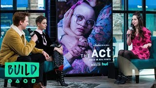 """Joey King & Calum Worthy Discuss The New Hulu Series, """"The Act"""""""