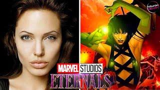 Dari Angelina Jolie hingga Ma Dong Seok, inilah 8 Pemeran Karakter The Eternals