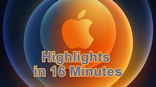Apple iPhone 12 Event Highlights (All Details).