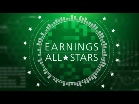 5 Earnings All-Stars with Spectacular Charts