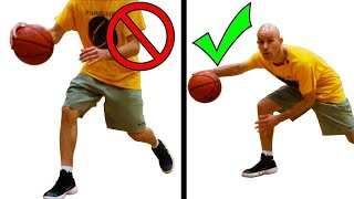 WHY Dribbling Is HARD For Some People, But EASY For Others! Ball Handling For Beginners