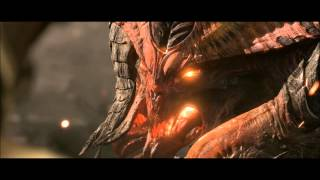 Diablo 3 Imperius vs Diablo