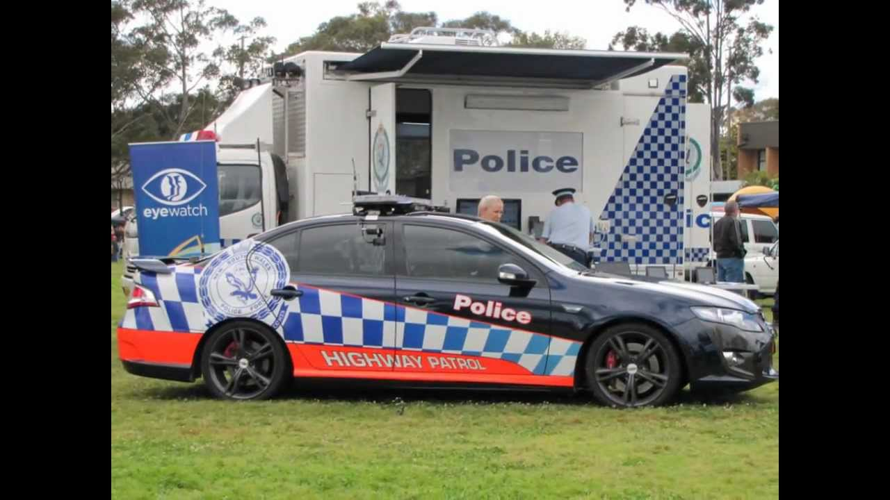 Sutho Cops and Rodders 2012,Engadine. Image and Production by Riviera Visual