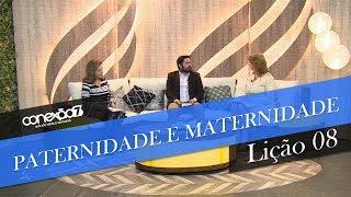 25/05/19 - Lição 08 - Paternidade e maternidade