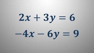 Sistem dveh linearnih enačb 2