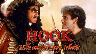Hook - 25th Anniversary Tribute, Steven Spielberg, Robin Williams, Dustin Hoffman
