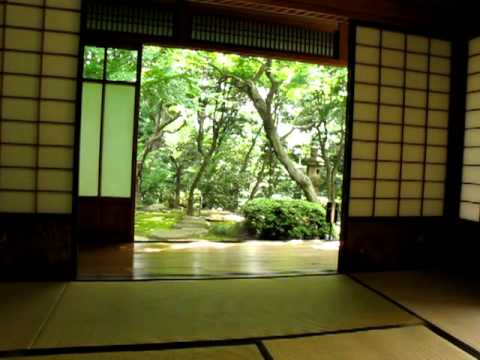 Tour of a Traditional Japanese House