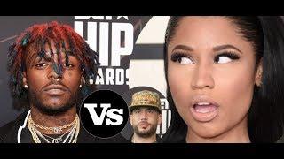 Lil Uzi Vert EXPOSES Nicki Minaj Remix Being Held Up By Label, Dj Drama and Don Canon Respond