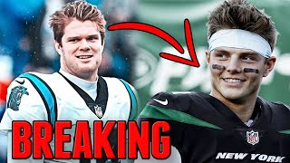 BREAKING: NEW YORK JETS TRADE SAM DARNOLD TO THE CAROLINA PANTHERS!