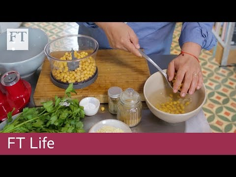 How to... make falafel