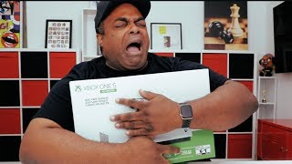 Crying over the Xbox One S ALL-DIGITAL Edition?! [Disc-Free]