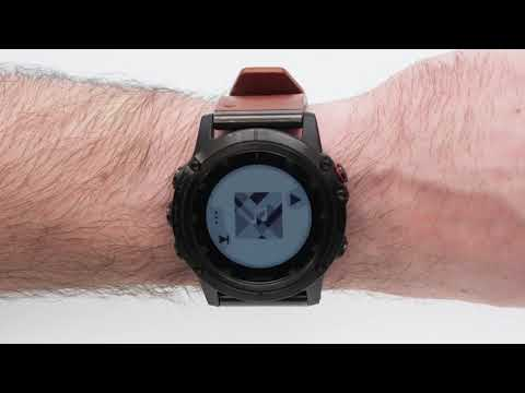 Garmin Tutorial - Einrichten von Deezer® auf einer Garmin-Uhr