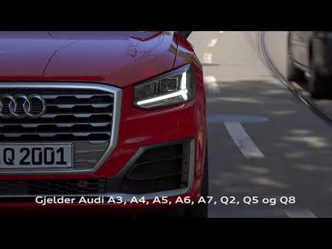 Stor rentekampanje på Audi Q2 og andre utvalgte Audi-modeller