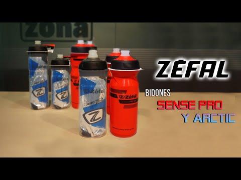 Los bidones Sense Pro y Arctic Pro una buena solución para hidratarte