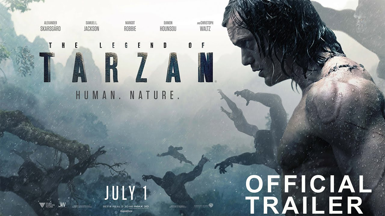 Trailer de The Legend of Tarzan