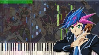 Tominaga TOMMY Hiroaki – With The Wind (Yu-Gi-Oh! VRAINS OP