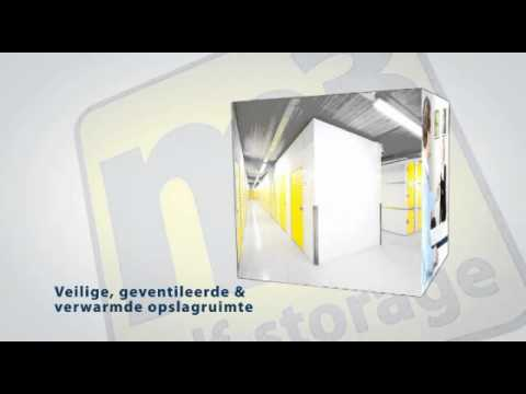 M3 self-storage Amsterdam (at5)