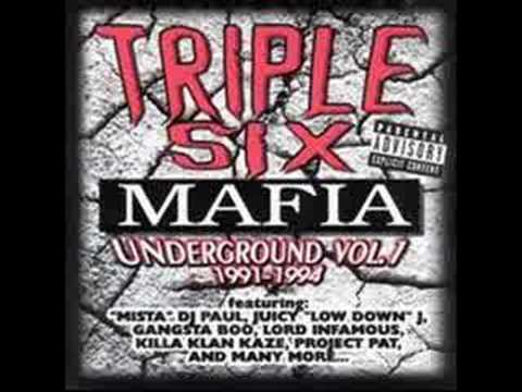 Triple six mafia - Mask and Da Glock