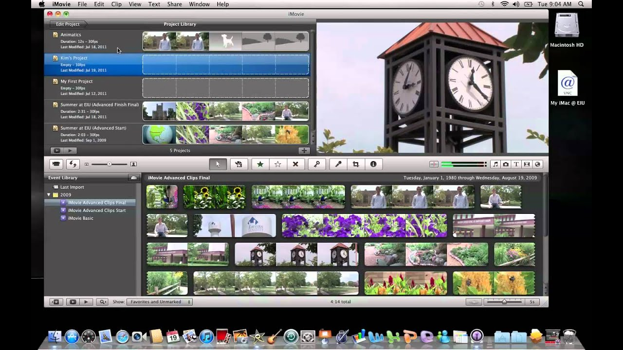 How to Export and Burn iMovie Projects to DVD