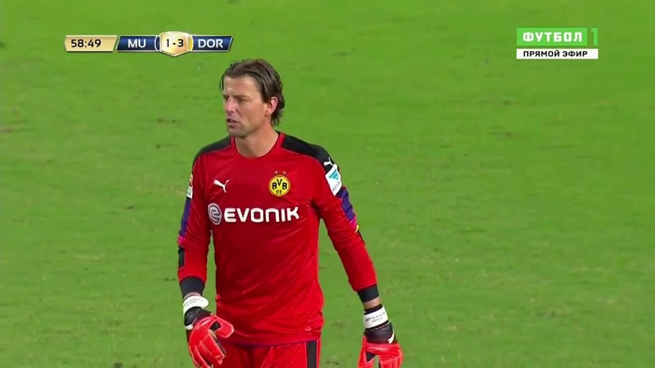 Футбол мхитарян боруссия видео