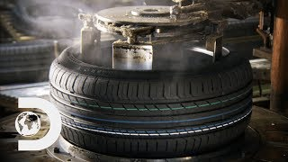 CAR TYRES | How It's Made