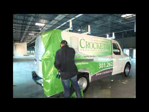 Watch our HVAC service van come to life in Bowie, MD - Crockett Facilities Services