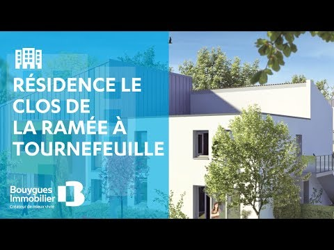 Résidence Le Clos de la Ramée à Tournefeuille - Bouygues Immobilier