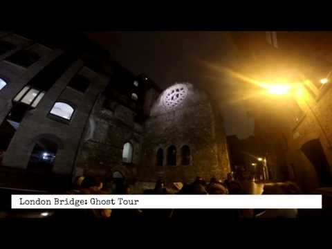 London Bridge Ghost Tour