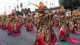 Los Lingotes, ganadores del desfile de 2019