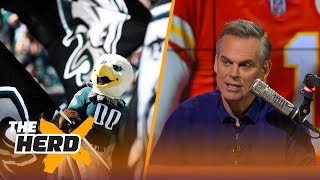 Colin Cowherd explains why Philly has to be the dumbest sports city in America | THE HERD