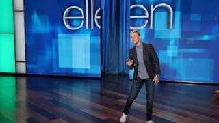 Ellen Is Self-Conscious After Her Jimmy Kimmel Appearance