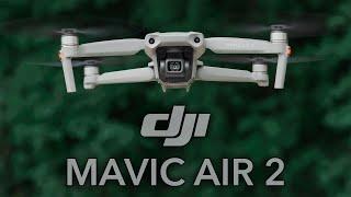 vidéo test DJI Mavic Air 2 par Steven