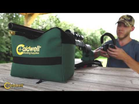 Caldwell DeadShot Shooting Bags