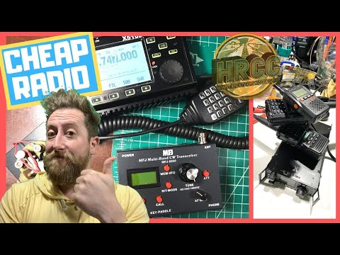 Amateur Radio On A BIG Budget!